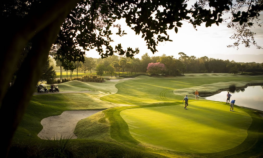Grand Cypress Golf Club Orlando Golf Course