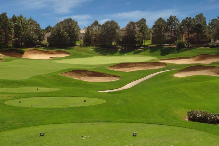 Southern Dunes Golf Club Par 3