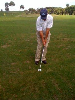 Golf Tip: Hitting Crisp Chip Shots