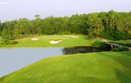 Disney Golf (Magnolia Golf Course)