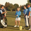 John Hughes Group Golf Clinic