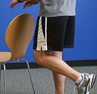 Better Balance to Improve Your Golf Swing